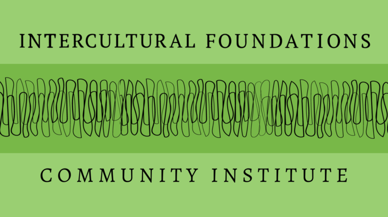 Intercultural Foundations Community Institute Logo