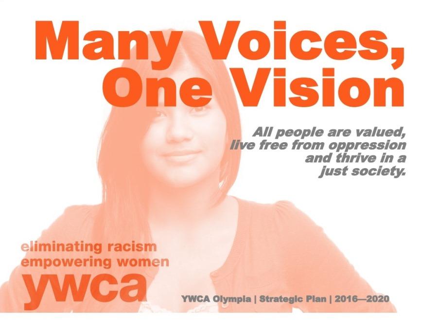 YWCA Olympia Strategic Plan 2016-2020